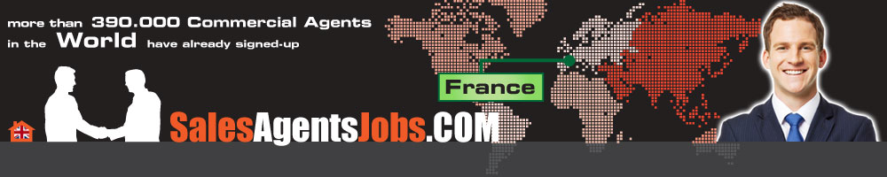 Job Offers for Commercial Agents and Representatives